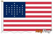 UNION CIVIL WAR ANYFLAG RANGE - VARIOUS SIZES